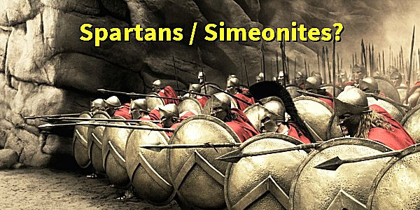 THE SPARTAN ISRAELITES WHO HALTED THE PERSIAN EMPIRE
