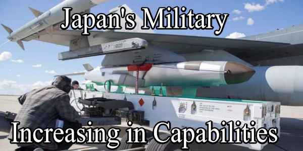 JAPAN NOW 4TH LARGEST CONVENTIONAL MILITARY POWER IN THE WORLD