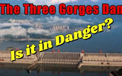 """CHINA'S THREE GORGES DAM: ALREADY """"DEFORMING"""" AND VULNERABLE TO ATTACK?"""