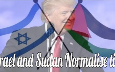 """SUDAN AND ISRAEL NORMALIZING TIES AS """"ABRAHAM ACCORDS"""" ACCELERATE"""