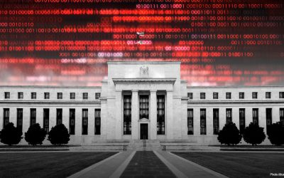 WHAT TEMPORARILY CRASHED MANY CRITICAL FEDERAL RESERVE BOARD FUNCTIONS?