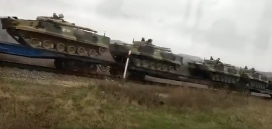 ARE RUSSIA AND THE UKRAINE SLIDING TOWARD A MAJOR WAR?