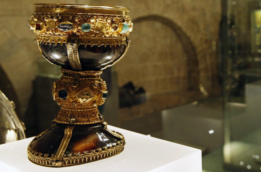 """WILL THE """"HOLY GRAIL"""" EVER BE FOUND?"""