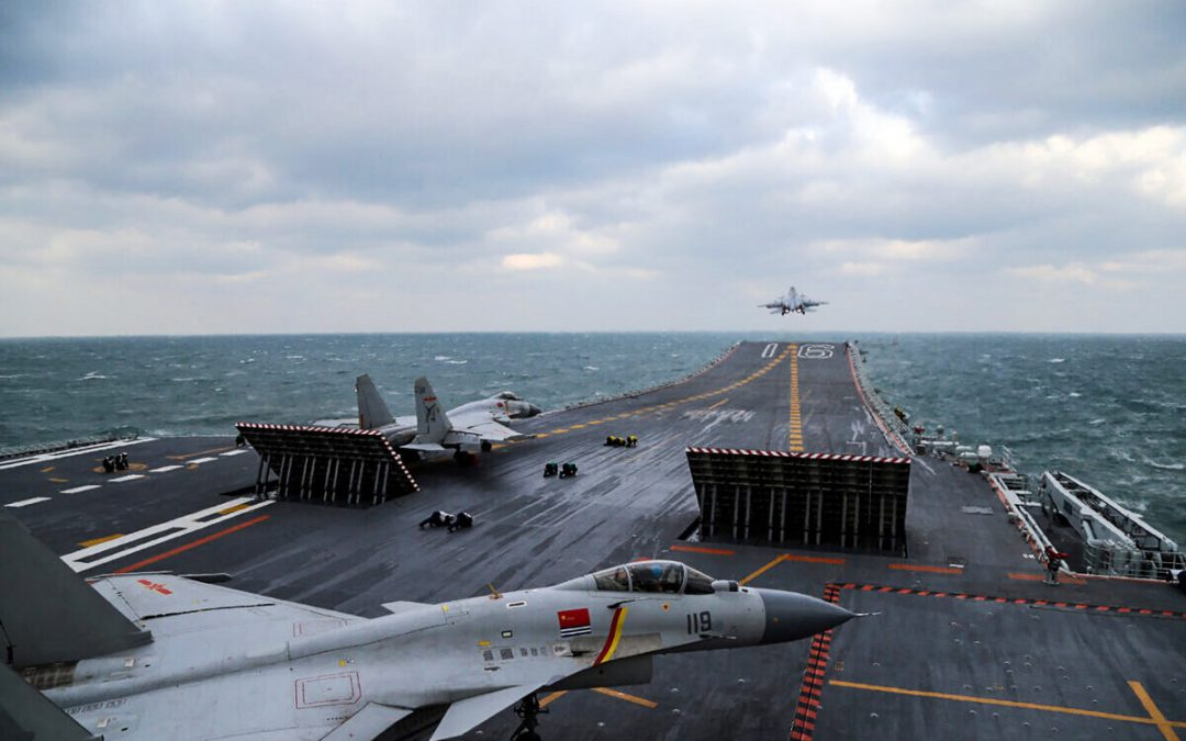 IS CHINA ABOUT TO INVADE TAIWAN?