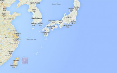 TAIWAN AND JAPAN FORM COMMON FRONT AGAINST CHINA