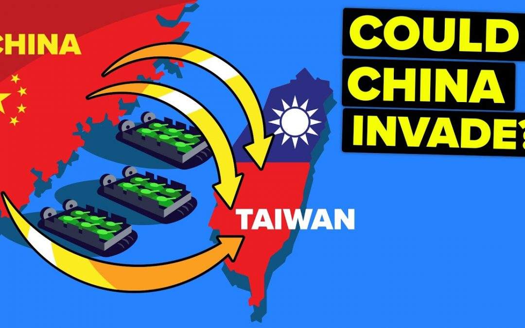 IS CHINA PLANNING TO START A REGIONAL WAR BY INVADING TAIWAN?